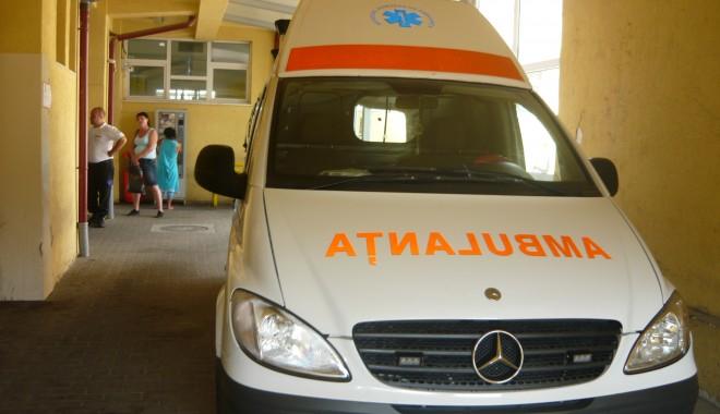 Foto: UPDATE - Accident rutier în Constanţa. O victimă!