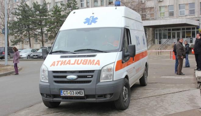 Ambulanţa Constanţa, apelată de sute de ori