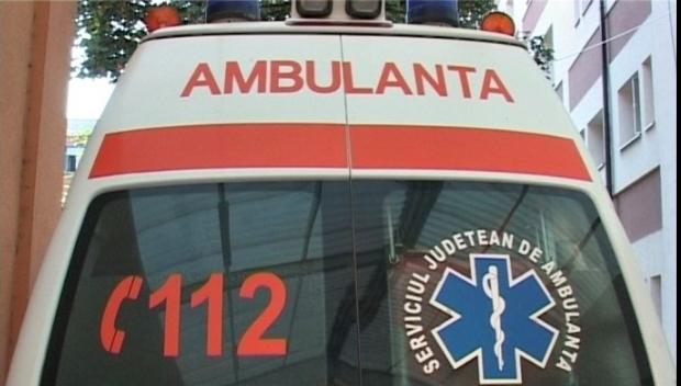 Foto: O pacientă a murit după ce s-a aruncat de la geamul unui salon al spitalului
