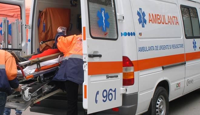 Foto: Elevă în stare gravă după ce s-a lovit la cap, în timpul orei de sport
