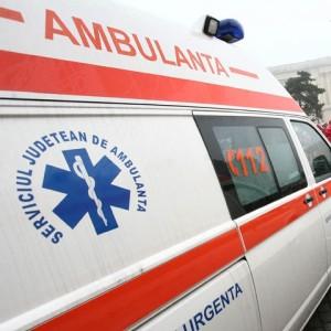Foto: Un primar a ajuns în comă la spital după ce cazanul de ţuică i-a explodat în faţă