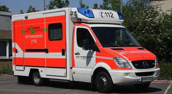 Foto: Român mort în Germania, după ce mai bine de o oră a cerut şefilor nemţi să cheme ambulanţa