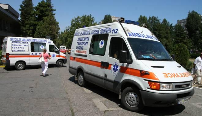 Foto: Ambulanţa Constanţa, număr dublu de echipaje pe litoral, de 1 Mai