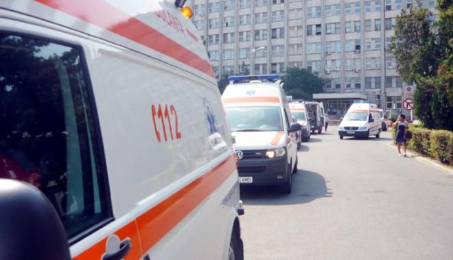 Foto: Gripa a lovit din nou la Constanța! Două persoane au ajuns de urgență la spital
