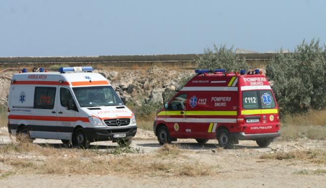 Foto: Cum a ajuns SMURD-ul