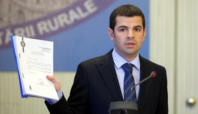 """Foto: """"Am convenit să renunţ la funcţia de vicepremier până la restructurarea Guvernului"""""""