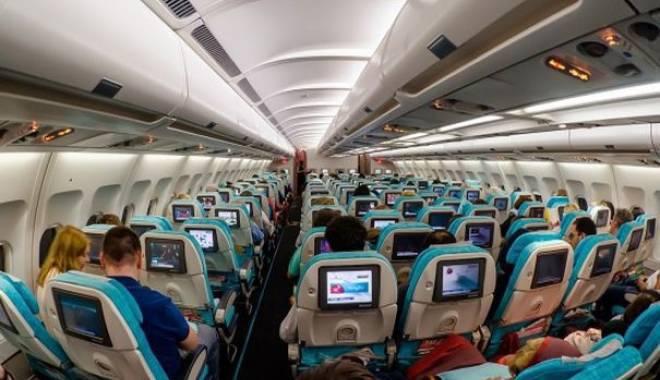 Foto: Ameninţare cu bombă la bordul unui avion!