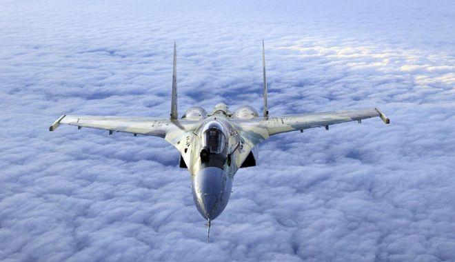 Foto: Rusia, ameninţare continuă. Frecvente zboruri neautorizate în spaţiul nostru aerian