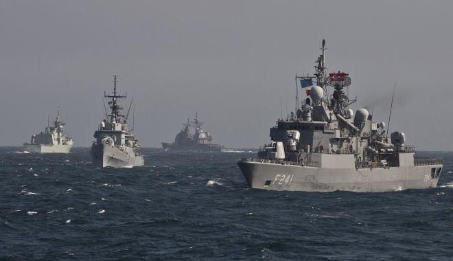 Foto: Amenințările securitare în regiunea Mării Negre, în atenția experților