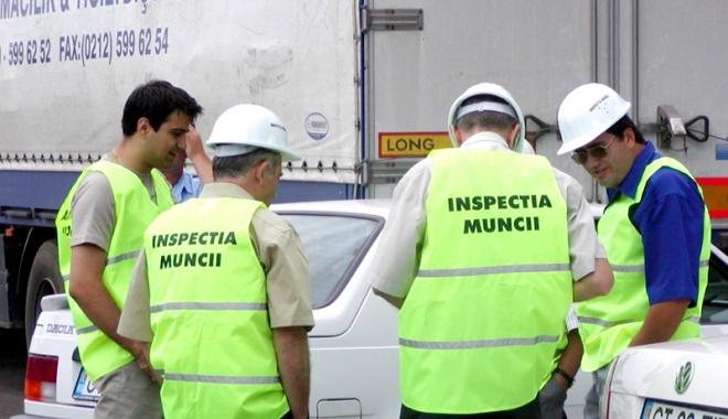 Foto: Constănţenii îşi reclamă patronii la ITM. Amenzi, avertismente şi dosare penale