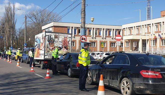 Foto: Zeci de șoferi lăsați fără permise, pe șoselele din județul Constanța!