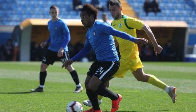 Foto: FC Viitorul, 3-0 în amicalul cu Zimbru Chişinău