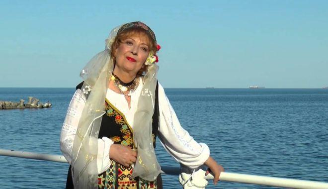 Foto: Doliu în muzica populară dobrogeană.  A murit Elena Ionescu Cojocaru