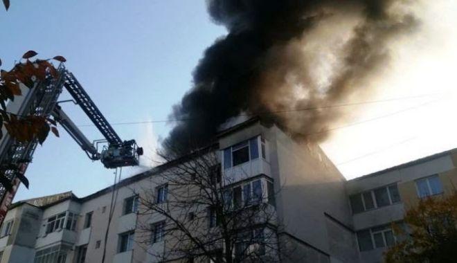 Foto: A murit tânărul ars în incendiul din Piatra Neamț. Azi ar fi împlinit 28 de ani