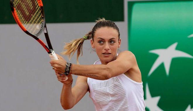 Foto: Tenis, WTA Rabat / Ana Bogdan, eliminată în optimi de Johanna Konta