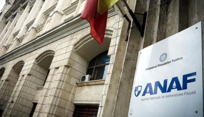Foto: ANAF a raportat cele mai mari încasări de la înființare și până în 2017