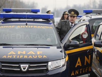 """Foto: ANAF declanşează """"Operaţiunea Scut 2017"""""""