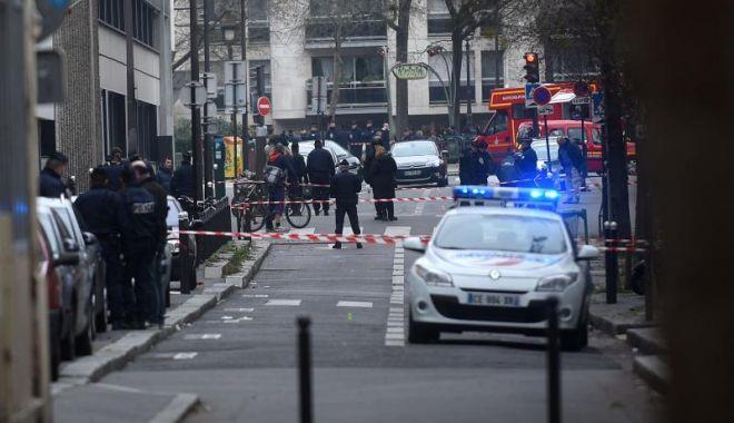 Foto: Suspect în cazul atacului de la Charlie Hebdo, reţinut în Africa. Cine este bărbatul