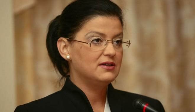 Foto: Anca Boagiu a depus un denunţ penal împotriva lui Victor Ponta