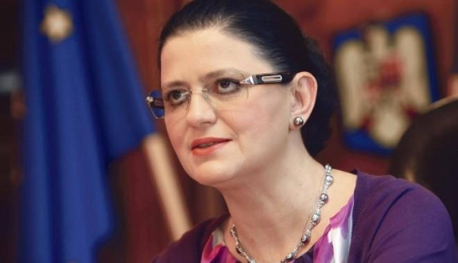 Foto: Anca Boagiu solicită urgentarea nominalizării unui comisar european