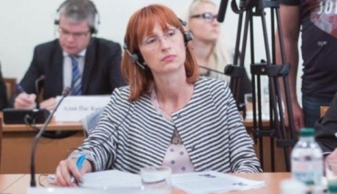Foto: Anca Jurma a fost desemnată procuror șef interimar al DNA