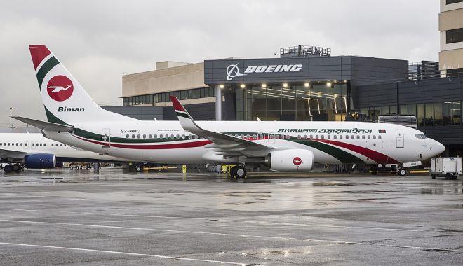 Foto: Anchetă cu privire la tentativa de deturnare a unui avion cu destinaţia Dubai