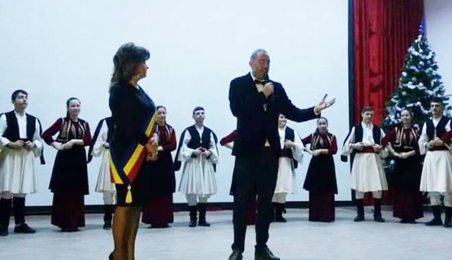 Foto: Regizorul Toma Enache, cetăţean de onoare al comunei Mihail Kogălniceanu
