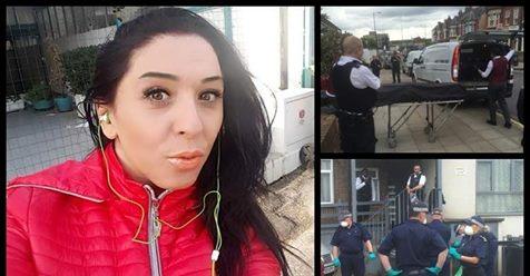 Foto: Româncă însărcinată, înjunghiată mortal de iubit, în Londra. Doi copilaşi au rămas fără mamă