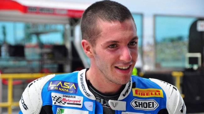 Foto: Accident mortal în motociclism: Andrea Antonelli a decedat într-un concurs la Moscova