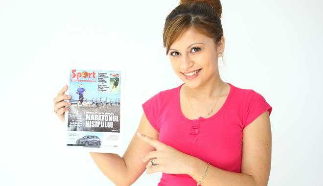Nu rataţi numărul 3 al revistei Sport Constanţa! Azi, în chioşcurile