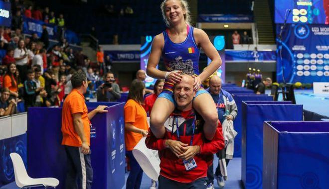 Foto: Andreea Ana, medaliată cu bronz la Campionatele Mondiale U23