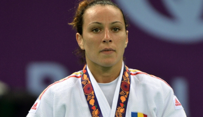 Foto: Judo / Andreea Chițu se va opera luni la piciorul drept