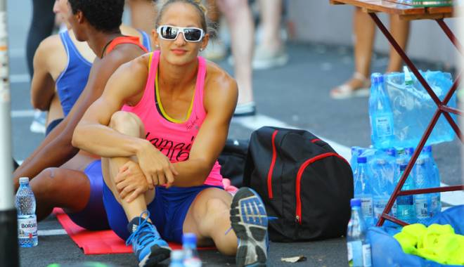 Foto: Andreea Grecu, nou record personal, la Balkanation