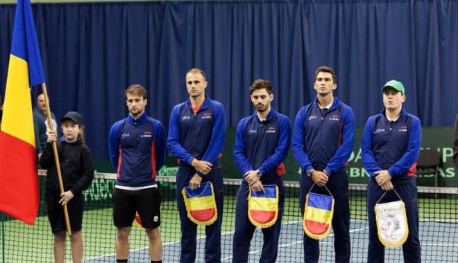 Foto: Andrei Pavel părăseşte echipa de Cupa Davis a României