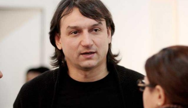 """Foto: Andrei Păunescu a cedat către CS Universitatea Craiova folosirea imnului """"Cântec pentru Oltenia"""""""