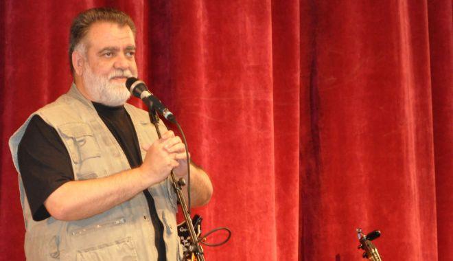 Foto: Alexandru Andrieș, un nou concert caritabil, la Constanța
