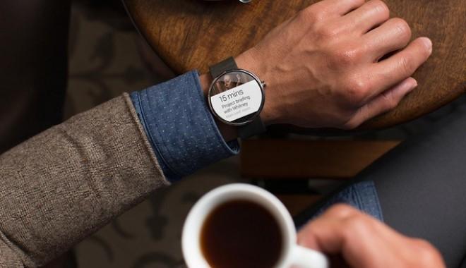 Foto: Dispozitivele Android Wear vor putea funcţiona fără smartphone