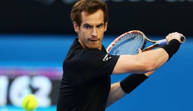 Foto: Tenis: Belgia şi Marea Britanie, la egalitate în finala Cupei Davis