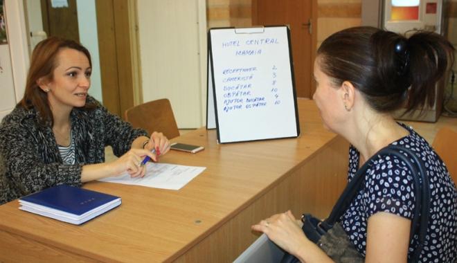 Foto: Se fac angajări  la Constanţa!  Iată ce locuri de muncă sunt libere