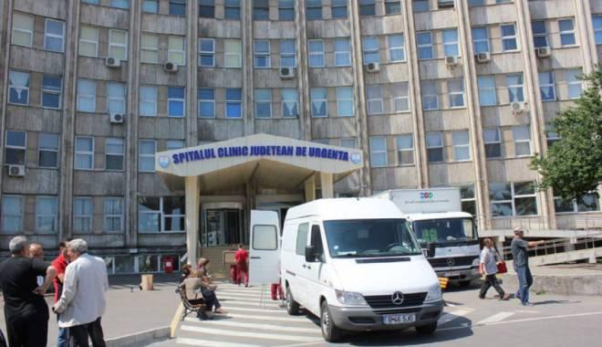 Foto: Peste 350 de internări, la Spitalul Clinic Judeţean de Urgenţă Constanţa