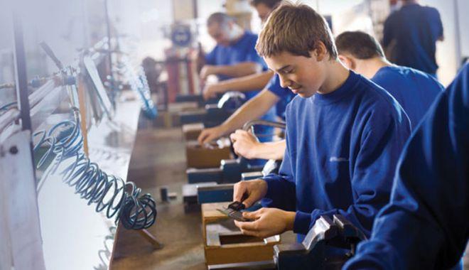 Foto: Angajatorii vor fi plătiți să angajeze ucenici și stagiari