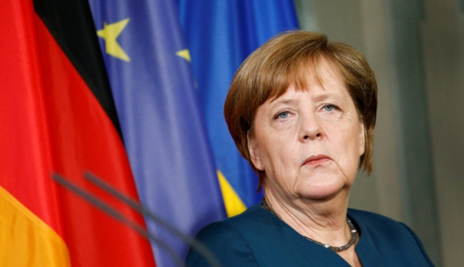 """Foto: Angela Merkel: """"Germania, în mod ferm alături de Marea Britanie!"""""""