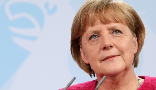 Foto: Angela Merkel avertizează ţările care nu respectă cotele de atribuire a dreptului de azil în UE