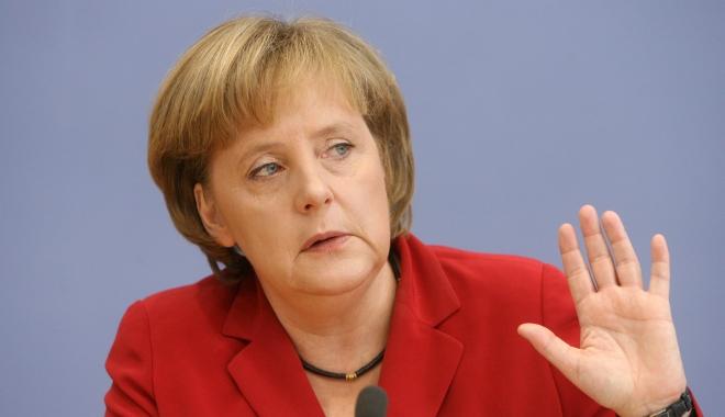 Foto: Angela Merkel: Europa şi lumea vor lupta împreună pentru a frâna schimbarea climatică