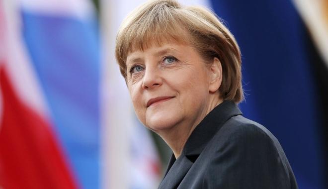 Foto: Angela Merkel și Jean-Claude Juncker au discutat despre criza catalană