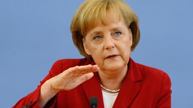 Foto: Angela Merkel e pregătită să guverneze cu social-democrații