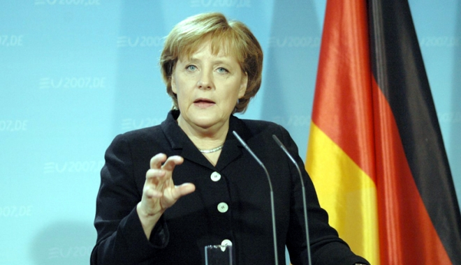 Foto: Angela Merkel se declară optimistă asupra șanselor de a forma un guvern