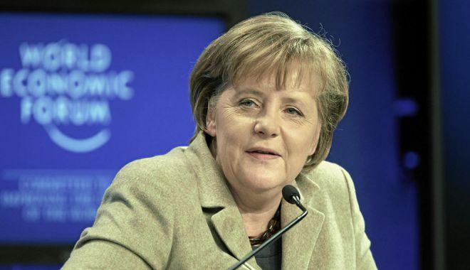 Foto: Angela Merkel: Armistițiul din Ucraina este încălcat în fiecare noapte