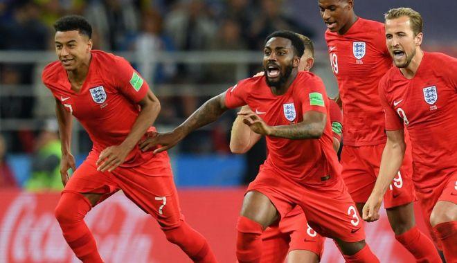 Foto: CM 2018. Columbia - Anglia 1-1, 3-4 (d.l.p). Englezii s-au calificat în sferturi. Prima lor victorie la 11 metri, la Cupa Mondială