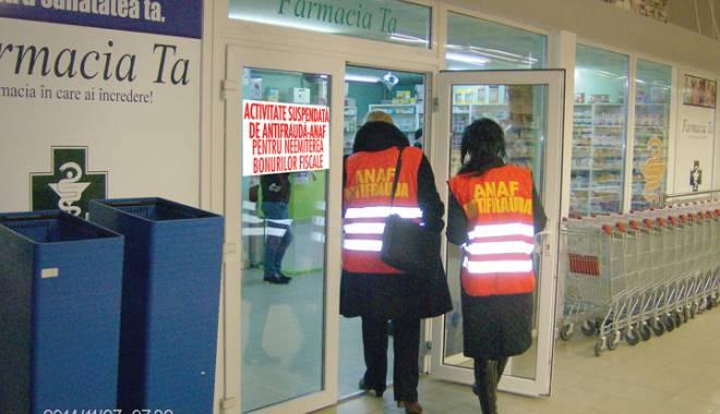 Foto: Antifrauda a mai dat o lovitură mafiei medicamentelor